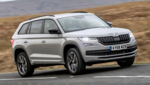 Skoda Kodiaq 1.4 TSI review