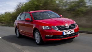 Skoda Octavia Estate 1.5 TSI review