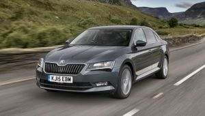 Skoda Superb Hatch 1.4 TSI review