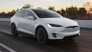 Tesla Model X video review