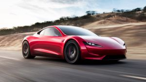Tesla springs surprise with new Roadster