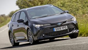 Toyota Corolla Touring Sports 1.8 Hybrid review