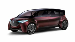 Toyota to present luxurious fuel cell concept at Tokyo