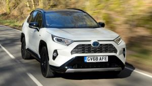 Toyota RAV4 2.5 Hybrid 2WD review
