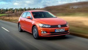 VW Polo First Drive