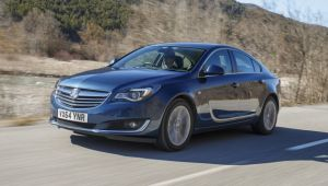 Vauxhall Insignia 1.6 CDTi Whisper Diesel review