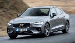 Volvo S60 T8 Twin Engine first drive