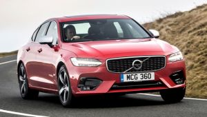 Volvo S90 T8 Twin Engine R-Design review