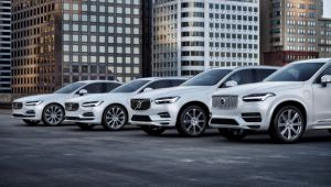 Volvo range first to comply with WLTP tests