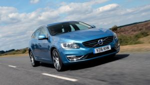 Volvo V60 D5 TwinEngine review