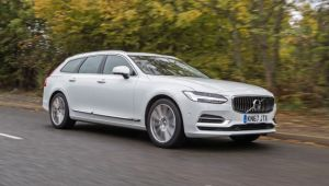 Volvo V90 T8 TwinEngine review