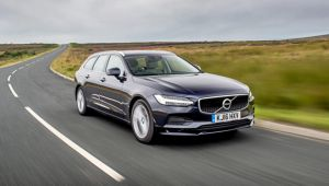 Volvo V90 D4 First Drive