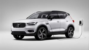 Volvo targets EVs to make up 50% of sales by 2025