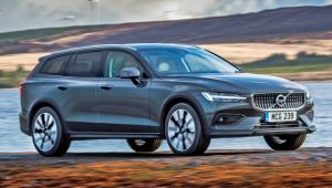 Volvo V60 Cross Country first drive