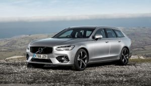 Volvo V90 D4 review