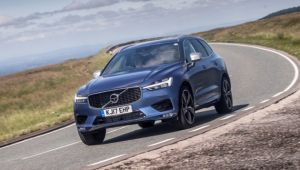 Volvo XC60 First Drive
