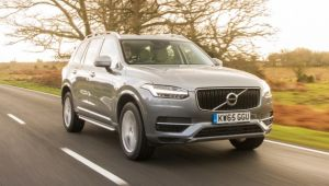 Volvo XC90 T8 TwinEngine review