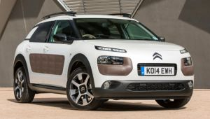 Citroen C4 Cactus Blue HDi review