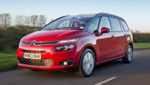 Citroen C4 Grand Picasso e-HDi review