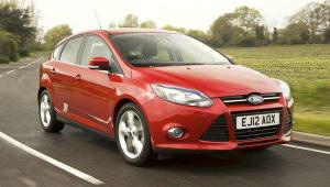 Ford Focus Zetec EcoBoost review