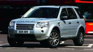 Land Rover Freelander II TD4e review