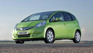 Honda jazz hybrid HX-T review