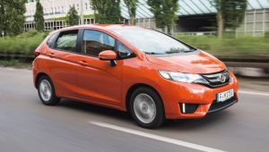 Honda Jazz 1.3 EX review