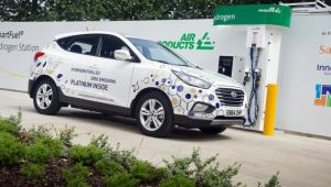 Hyundai delivers ix35 to Anglo American