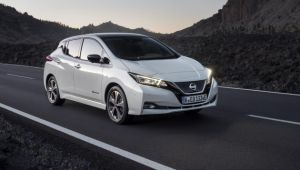 Longer range Nissan LEAF E-Plus confirmed for 2019