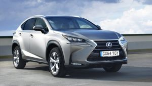 Lexus NX 300h hybrid review