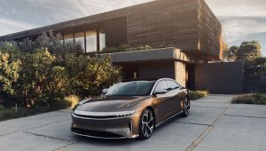 Lucid plans an affordable EV to rival the Tesla Model 3