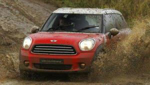 Mini Countryman Cooper D All 4 review