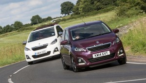 Peugeot 108 1.0 e-VTI Active review