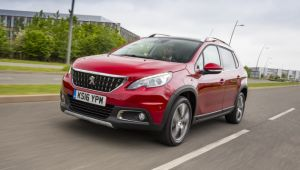 Peugeot 2008 1.2 Pure Tech review