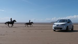 Renault ZOE: Road trip to the Z.E.easide