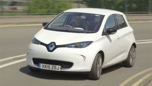 Renault ZOE video review