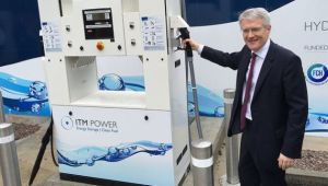 Govt provides £2 million to promote hydrogen fleet vehicles