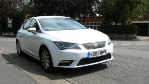 Seat Leon SE 1.6TDI Ecomotive review