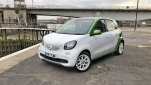 Smart forfour ED review