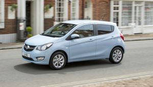 Vauxhall Viva SL review