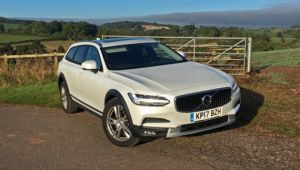 Volvo V90 Cross Country D4 review