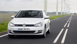 Volkswagen Golf TSI BlueMotion review