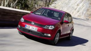 Volkswagen Polo 1.2 TSI SE review