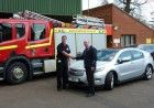 Norfolk Fire Service gets Chevrolet Volt image