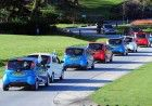 Cornwall hosts electric vehicle rally image