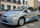 IPPR calls for free parking for plug-in cars image