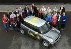 BMW completes MINI electric car trials image