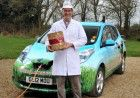 UK cheesemaker to use Nissan LEAF image