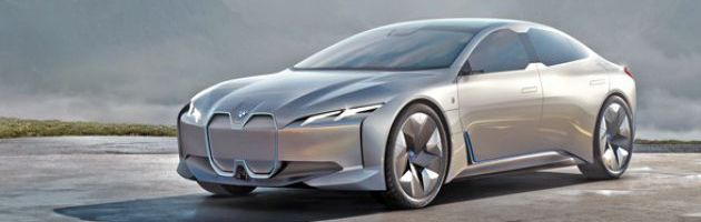 BMW electric plans