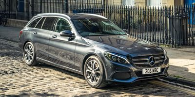 Mercedes Benz C 350 e Top 5 PHEVs UK